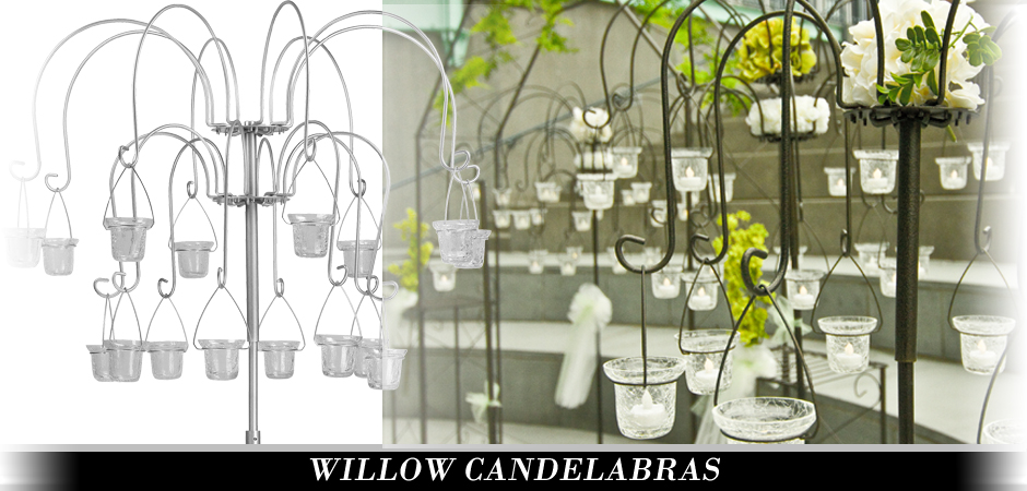 Willow Candelabras