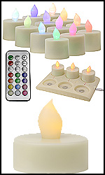 LED Votive Candles