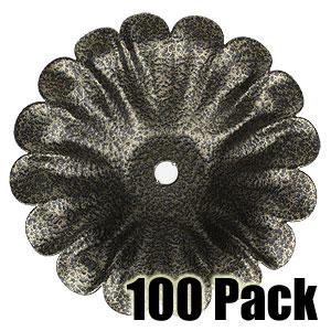 Drip Pan - Small - 3-5/8'' Diameter - 100 Pack