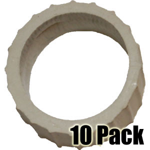 Rubber Gripper Rings - Small - 10 Pack (Paradise)