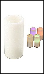 LED Pillar Candles