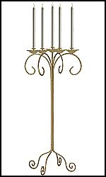 Traditional Candelabras