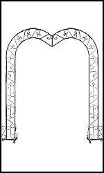 Wedding Arches Wedding Arches And Columns