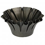 Flower Bowl - 8'' - Onyx Bronze