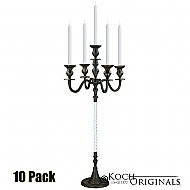 Elegance Candelabra - 40'' - 5 light - 10 Pack - Onyx Bronze