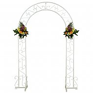 Wedding Arch - 92'' - White