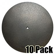 Pillar Drip Pan - 5'' Diameter - 10 Pack