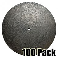 Pillar Drip Pan - 5'' Diameter - 100 Pack