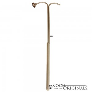 Universal Candle Lighter w/ Votive Snuffer - 38'' Long - Gold Leaf