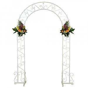 Wedding Arch - 92'' - White