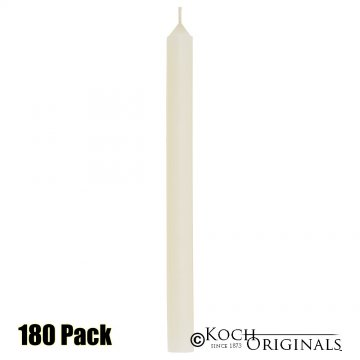 Mechanical Candle Refill - 8.88'' Long - Up to 3.5 hour burn - 180 pcs.