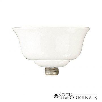 Prestige Series Flower Bowl - White