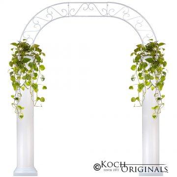 Roman Wedding Arch w/ Two 6' Columns