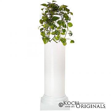Roman Wedding Column - 2.5' - White
