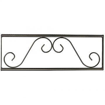 Wedding Arch Extension - 22'' - Onyx Bronze