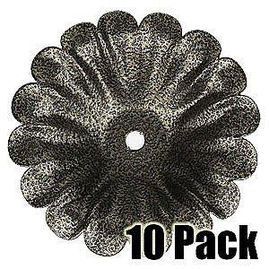 Drip Pan - Small - 3-5/8'' Diameter - 10 Pack