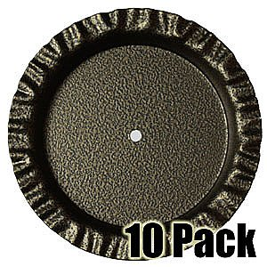 Drip Pan - Large - 5.25'' Diameter - 10 Pack
