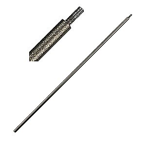 5/8'' Adjusting Rod - 35.5'' Long w/ 3/8'' male thread for candelabra top