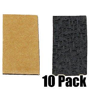 Rubber Cushion for Aisle Candelabra Feet - 10 pack