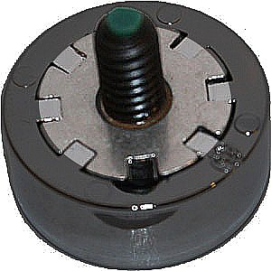 Round Knob for Aisle Clamp