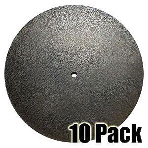 Pillar Drip Pan - 5'' Diameter - 10 Pack