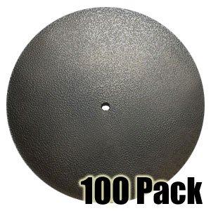 Pillar Drip Pan - 5'' Diameter - 100 Pack